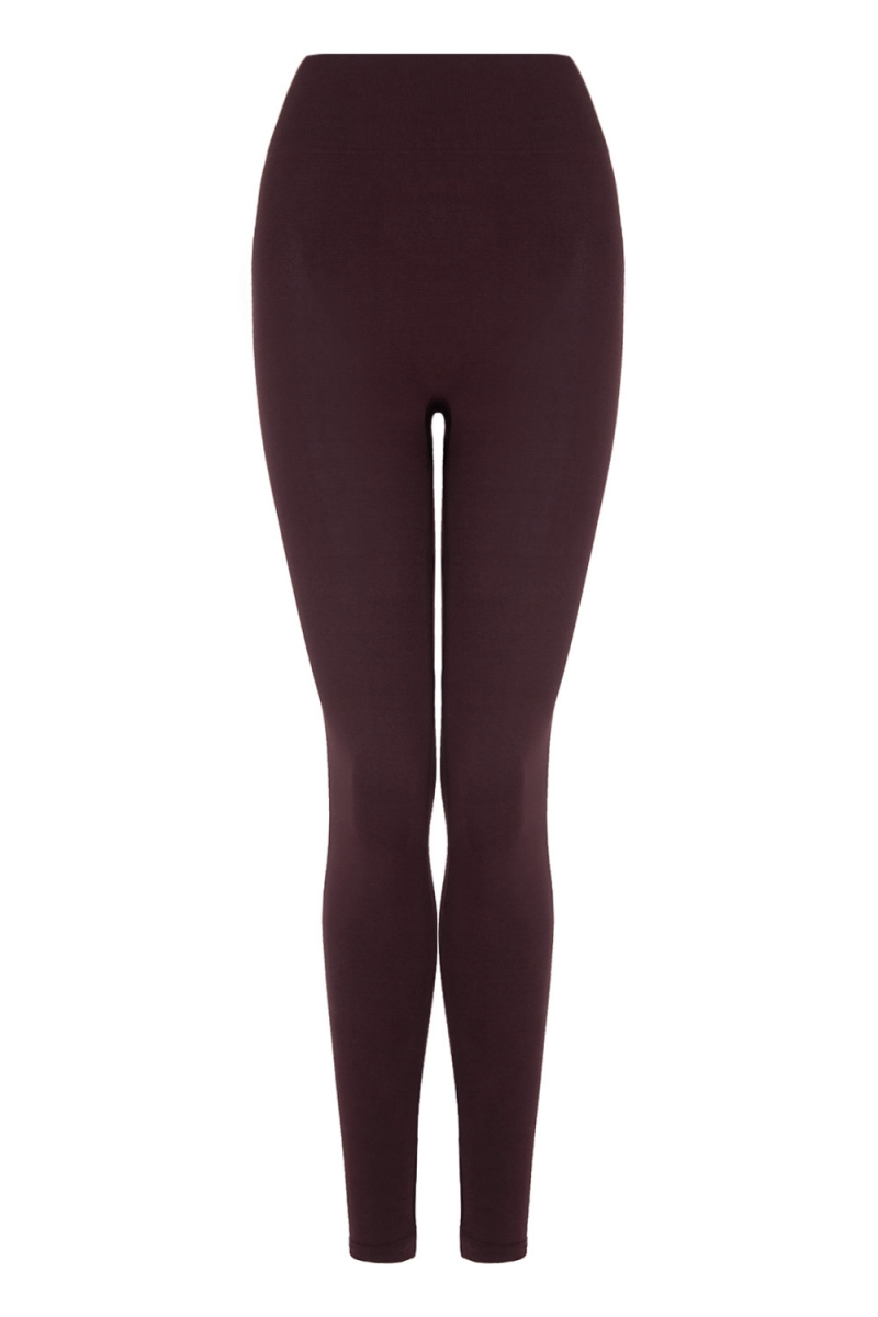 BASE Leggings №26 Eggplant