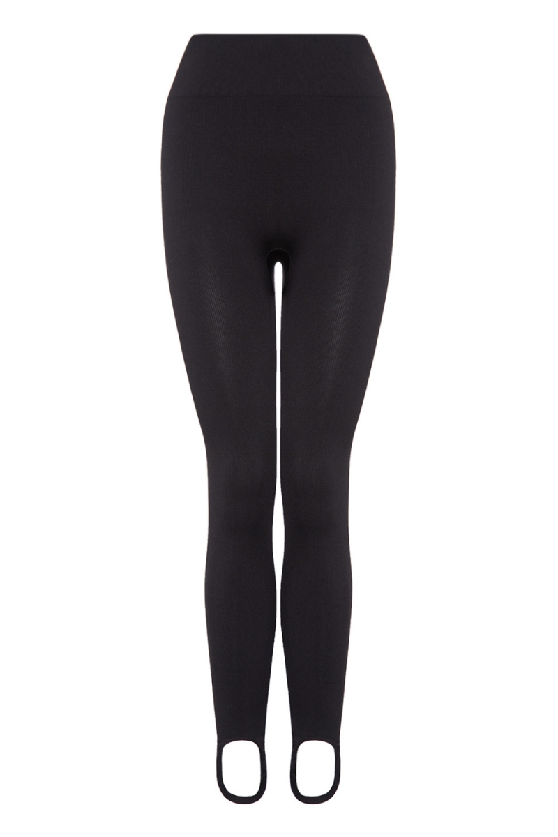 BASE Leggings №76 Black
