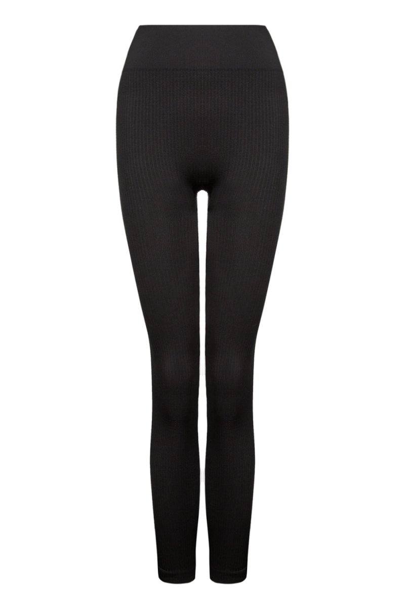 BASE Leggings №61 Black