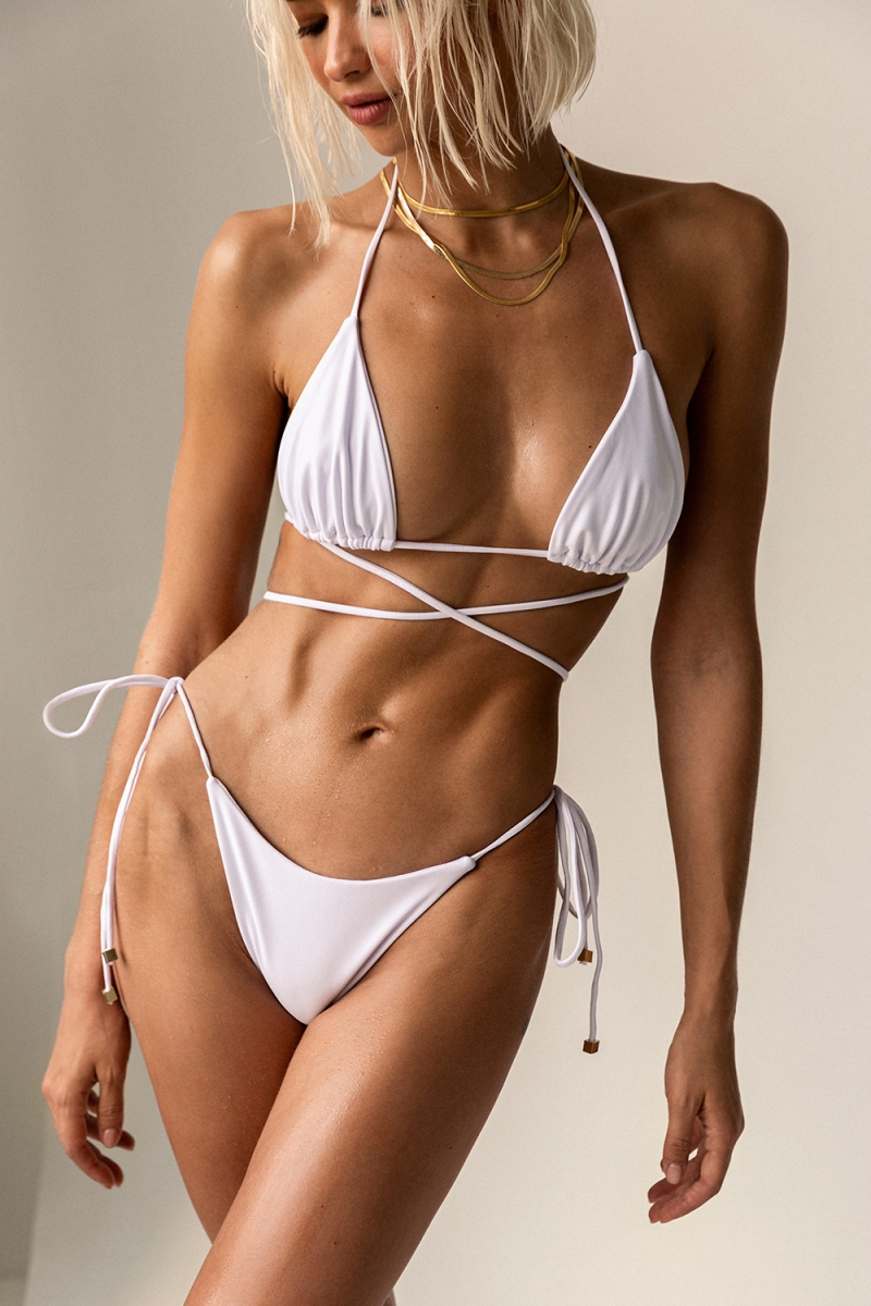 Swimsuit CINDY White